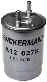 Фільтр паливний Renault Megane 1.5/1.9/2.0 DCI 08-