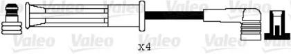 Комплект кабелів високовольтних