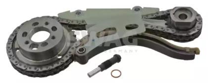 К-кт ланцюга ГРМ Ford Transit Connect/Focus 1.8D/1.8 TDCI